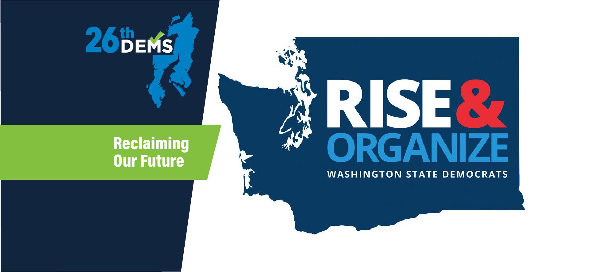 26th LD Rise & Organize