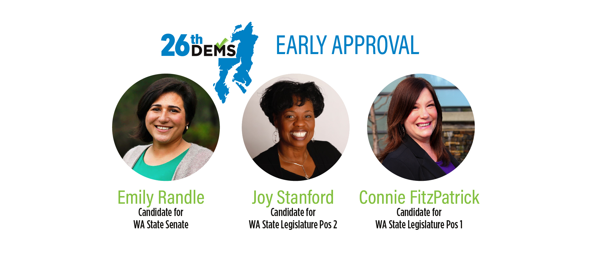 Candidate Early Approval