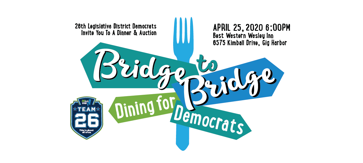 BUY TICKETS NOW! Click the link below to pay online. Hurry, we sold out last year. Buy Tickets Online DATE: Saturday, April 25, 2020 LOCATION: Best Western Wesley Inn 6575 Kimball Drive Gig Harbor, WA, 98335 START TIME: Doors Open –  6:00 PM PROGRAM: Dinner, Speakers, Live & Silent Auction FEATURED SPEAKERS: To be announced.