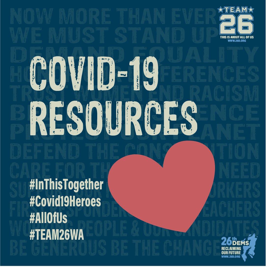 Covid-19 Local Resources & Information